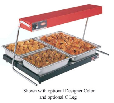Hatco AH36120ICCS 36-in Infrared Foodwarmer, Infinite Switch, S-Hook & Chain, 120 V