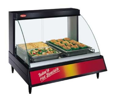 Hatco GRCD-1P 26-in Heated Display Case w/ 1-Pan Single Shelf, 120 V