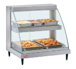 Hatco GRCD-1PD 26-in Heated Display Case w/ 1-Pan Dual Shelves, 120 V