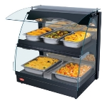 Hatco GRCMW-1DH BLACK 26-in Merchandising Warmer w/ Humidified Shelf, Black, 120 V