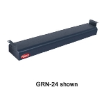 Hatco GRN-72 120 BLACK 72-in Narrow Infrared Foodwarmer, Black, 120 V
