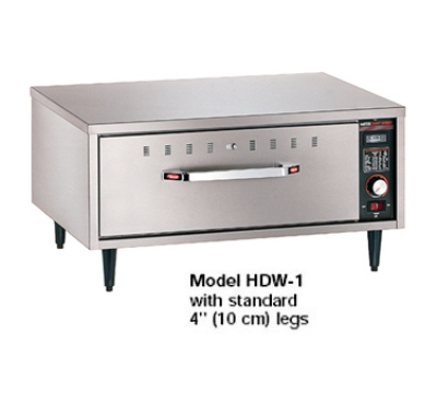 Hatco HDW-1 Freestanding Warming Drawer Unit For Standard Size Pans, 120 V
