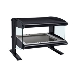 Hatco HZMH-30 Horizontal Merchandising Warmer, 1-Shelf & 4-Zone, 4-Divider Rod, LED, 1350-watt