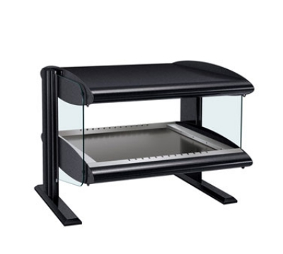 Hatco HZMH-42 Horizontal Merchandising Warmer, 1-Shelf & 4-Zone, 6-Divider Rod, LED, 1450-watt