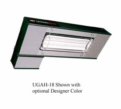 Hatco UGAH-24 120 24-in Foodwarmer w/ 1-Ceramic Strip & High Watt, 120 V
