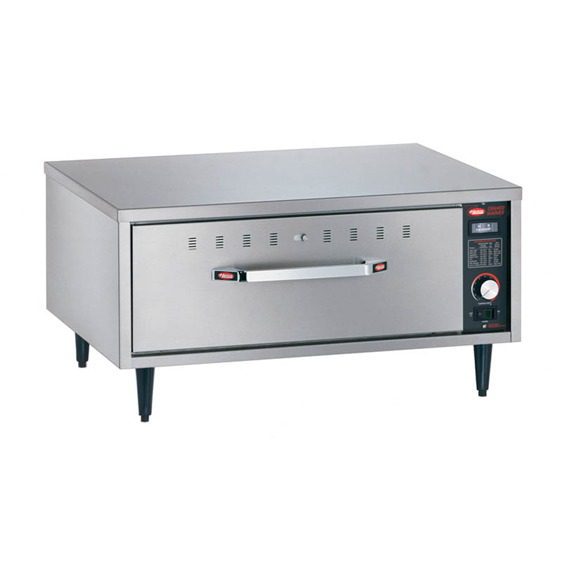 Hatco HDW-1 208 Freestanding Warming Drawer Unit For Standard Size Pans, 208 V