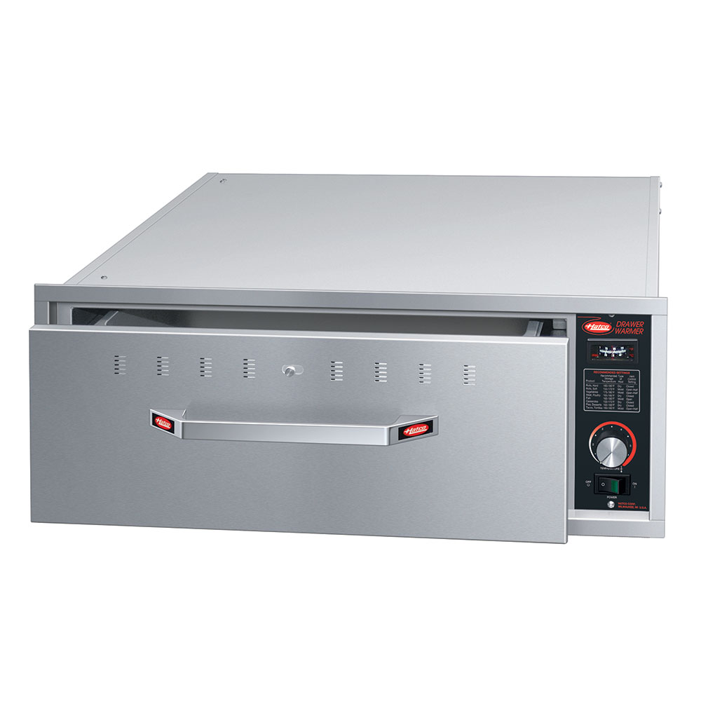 Hatco HDW-1BN 240 Built-in Narrow Warming Drawer Unit For Standard Size Pans, 240 V