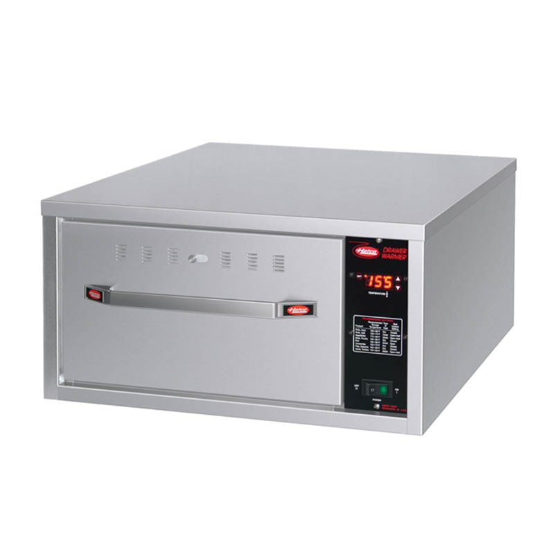 Hatco HDW-1N 208 Freestanding Narrow Warming Drawer Unit For Standard Pans, 208 V