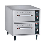 Hatco HDW-2N 208 Freestanding Narrow Warming 2-Drawer Unit For Standard Pans, 208 V