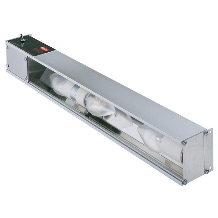 "Hatco HL-36-120-QS 36"" Strip Display Light w/ Toggle Switch - Aluminum, 120v"