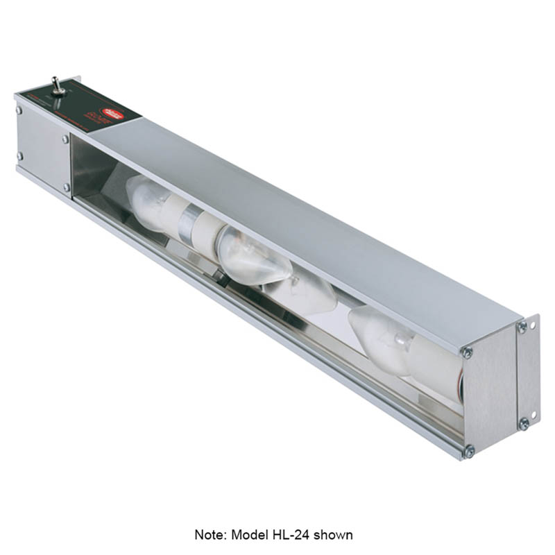 Hatco HL-48-2 48-in Strip Display Light w/ Toggle Switch & Extra Lights, 120 V