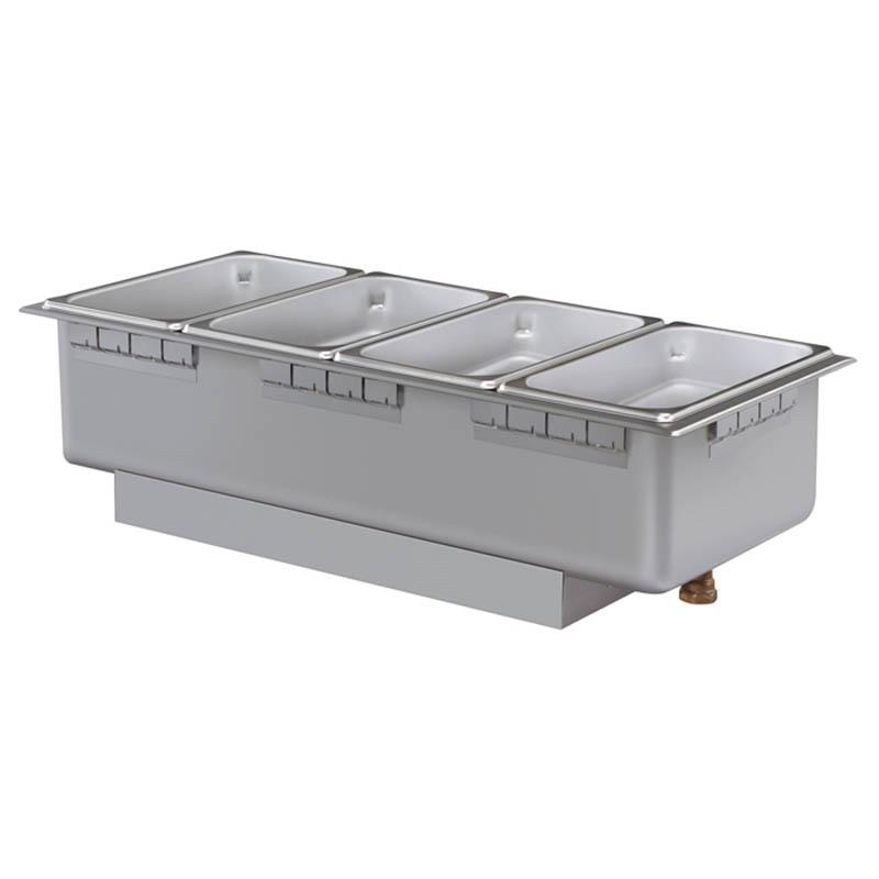 Hatco HWB-43DA Heated Well w/ (4) Third Size Pan Capacity, Drain & Auto-Fill, 208 V