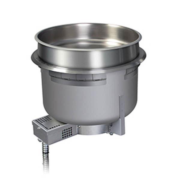Hatco HWBH-11QTD 11-qt Round Heated Well w/ Drain & High Watt, 208 V
