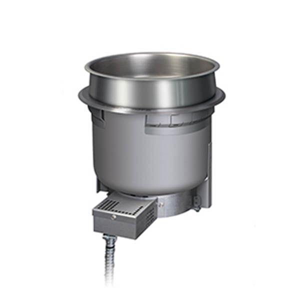 Hatco HWBH-7QT 7-qt Round Heated Well w/ High Watt, 120 V