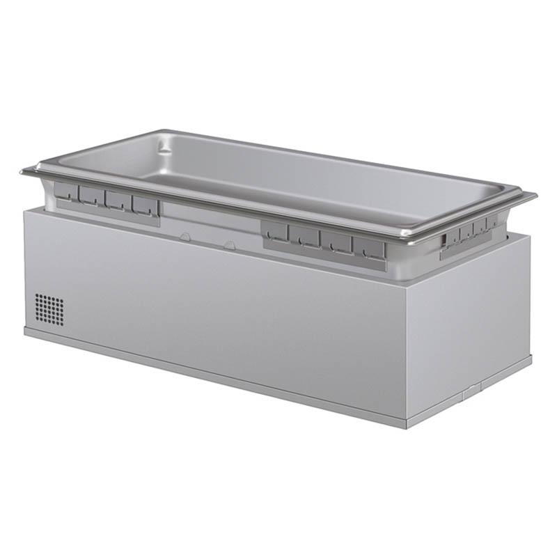 Hatco HWBHI-FULD Full Size Heated Well, Insulated w/ Drain & High Watt, 120 V