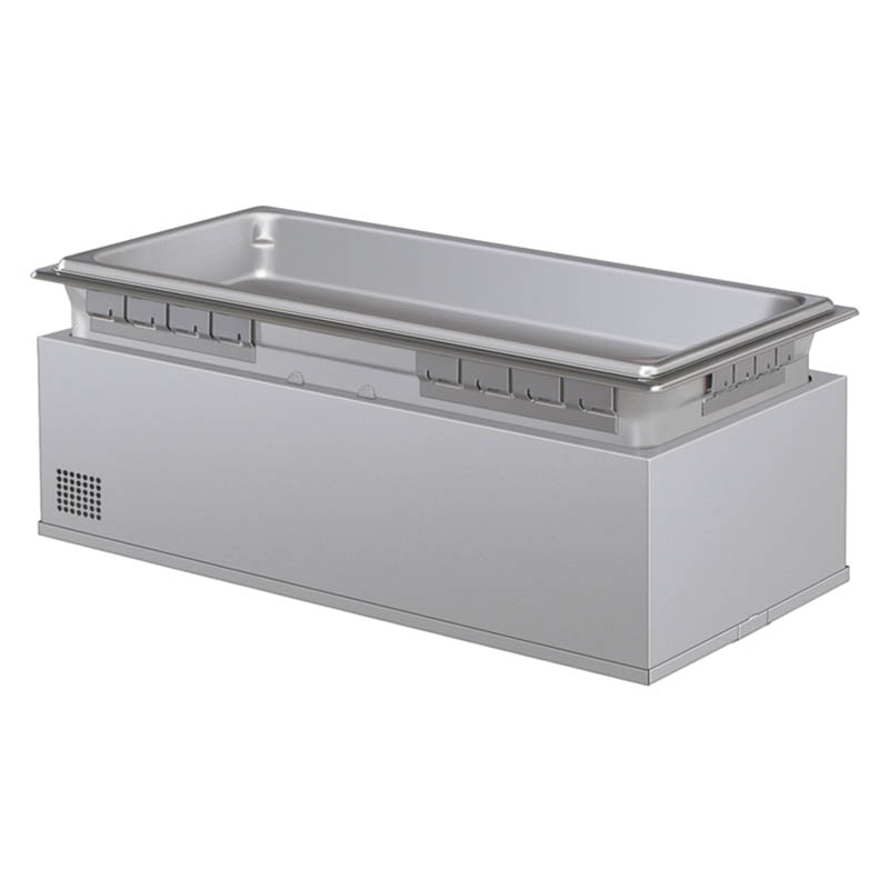 Hatco HWBHIRT-FULD 240 Full Size Heated Well, Insulated, Switch, Drain, High Watt, 240 V