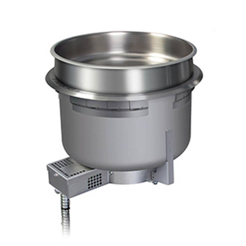 Hatco HWBHRN-11QT 208 11-qt Round Heated Well w/ Infinite Switch, 208 V