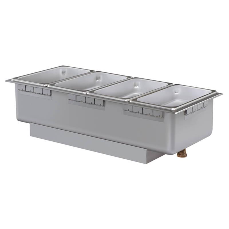 Hatco HWBHRN-FULD 120 Full Size Heated Well w/ Drain & Infinite Switch, 120 V