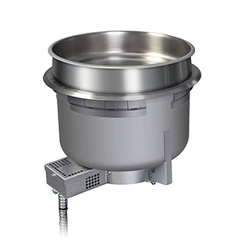 Hatco HWBHRT-11QTD 208 11-qt Heated Well w/ Drain & Rocker Switch, 208 V