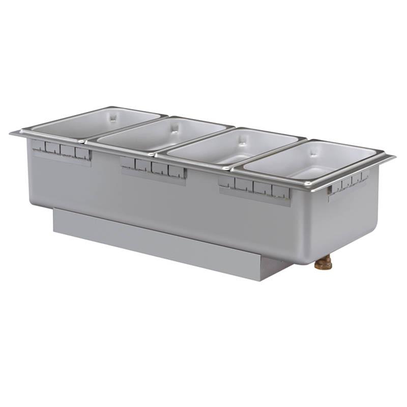 Hatco HWBHRT-43 Heated Well w/ (4) Third Size Pan Capacity, Rocker Switch, 240 V