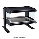 Hatco HZMH-36 Horizontal Merchandising Warmer, 1-Shelf & 4-Zone, 4-Divider Rod, LED, 1400-watt