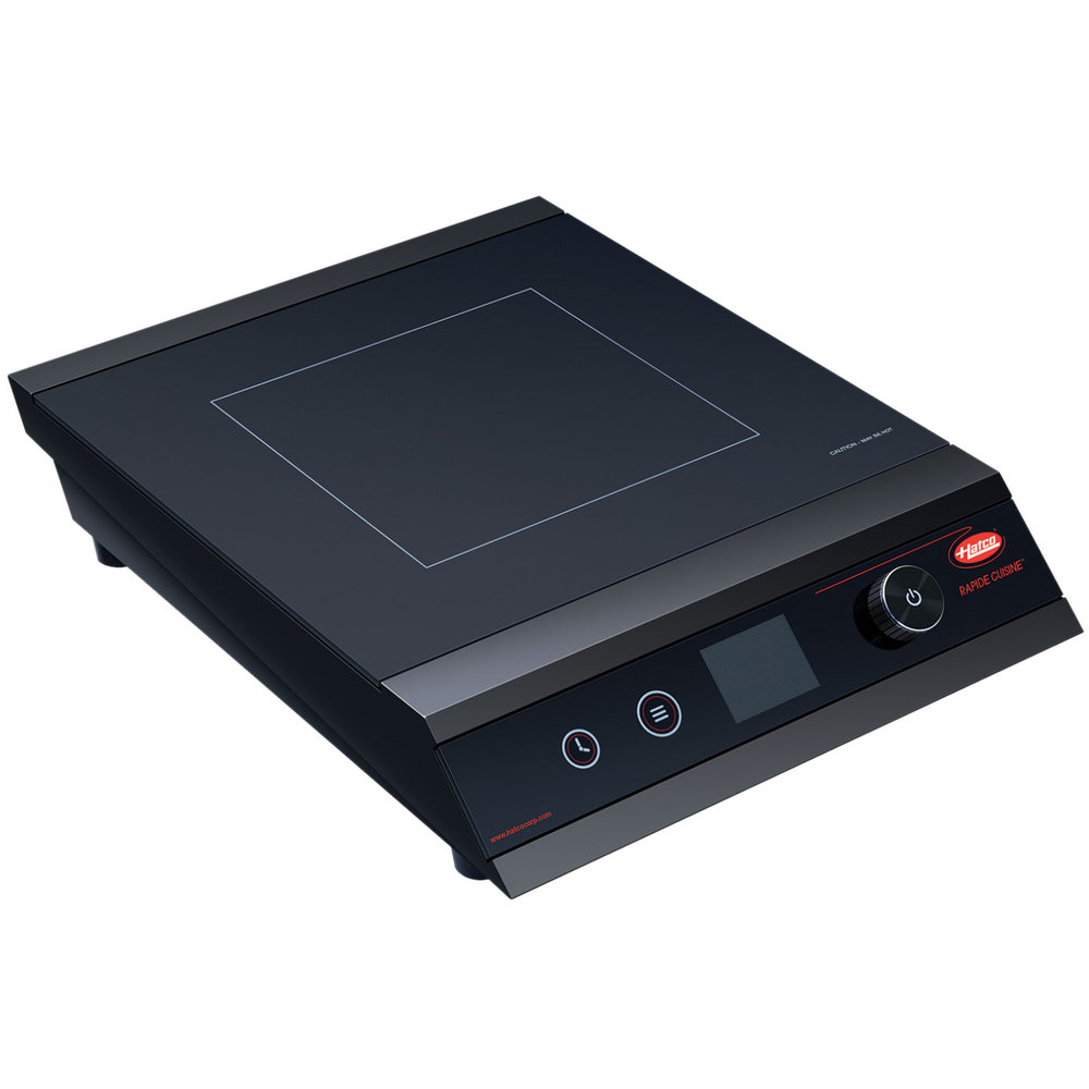 Hatco IRNGPC118BB515 Countertop Commercial Induction Range w/ (1) Burner, 120v