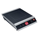 Hatco IRNG-PC1-18-SB515 Countertop Commercial Induction Range w/ (1) Burner, 120v