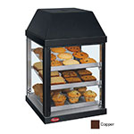 Hatco MDW-1X 120 COPPER Mini Display Warmer w/ Adjustable Shelves, Copper, 120 V