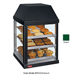Hatco MDW-2X 120 GREEN Pass-Thru Mini Display Warmer w/ Adjustable Shelves, Green, 120 V