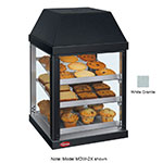 Hatco MDW-2X 120 WHITE Pass-Thru Display Warmer w/ Adjustable Shelves, White Granite, 120