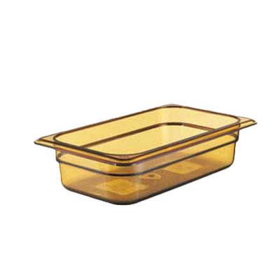 Hatco PL PAN 1/4 Quarter Size Plastic Food Pan