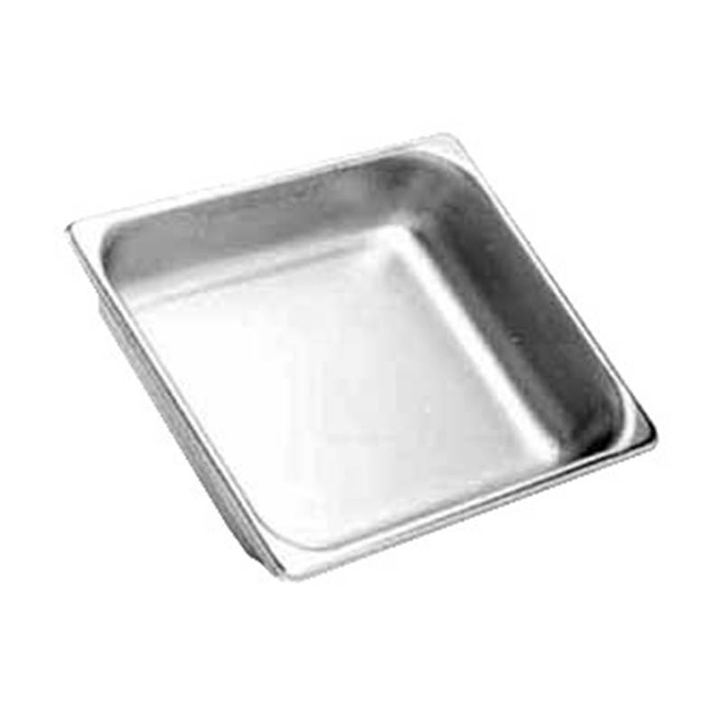 Hatco ST PAN 1/2 Half-Sized Steam Pan, Stainless
