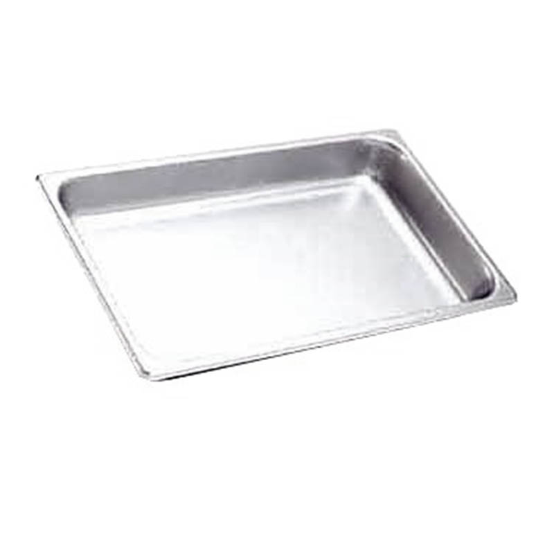 Hatco ST PAN 2 Third-Size Steam Pan, Stainless