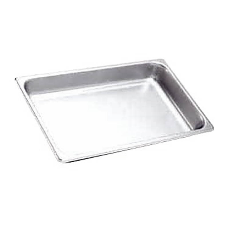 Hatco ST PAN 4 Food Pan, Stainless Steel, 4in