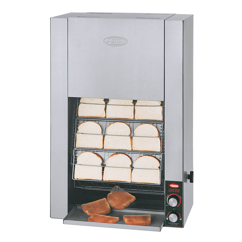 Hatco TK-100 208 Vertical Toaster For 16-Buns Or Slices Per Minute, 208 V