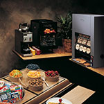 """Hatco TK-100 Vertical Toaster - 960-Slices/hr w/ 1.25"""" Product Opening, 240v/1ph"""