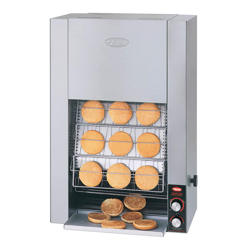 Hatco TK-135B 208 Vertical Conveyor Toaster For 22-Buns Per Minute, 208 V