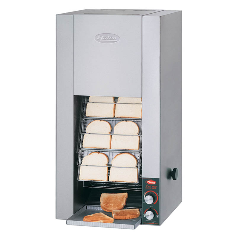 "Hatco TK-72 Vertical Toaster - 720-Slices/hr w/ 1.25"" Product Opening, 240v/1ph"
