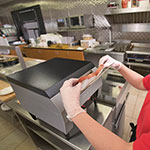 """Hatco TQ-10 Conveyor Toaster - 300-Slices/hr w/ 2"""" Product Opening, 240v/1ph"""
