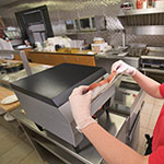 """Hatco TQ-1800 Conveyor Toaster - 1800-Slices/hr w/ 2"""" Product Opening, 208v/1ph"""