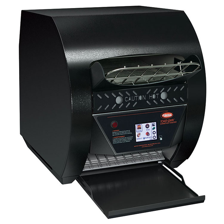 """Hatco TQ3-900 Conveyor Toaster - 900-Slices/hr w/ 2"""" Product Opening, 208v/1ph"""