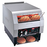 Hatco TQ-800HBA 208 Horizontal Toaster For One Side 14-Buns/Bagels Per Minute, 208 V