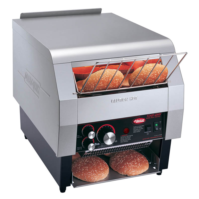 "Hatco TQ-800HBA 240 Conveyor Toaster - 840-Slices/hr w/ 3"" Product Opening, 240v/1ph"