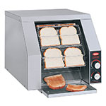 Hatco TRH-50 208 Conveyor Toaster For 8-Buns Or Slices Per Minute, 208 V