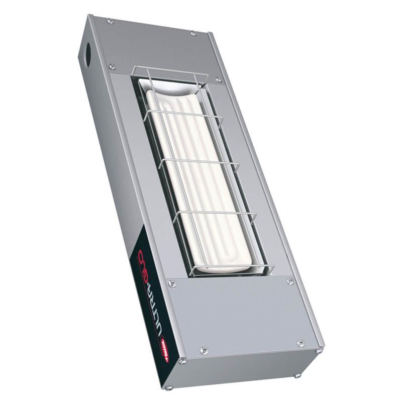 """Hatco UGA-18 208 18"""" Foodwarmer w/ 1-Ceramic Strip, 208 V"""