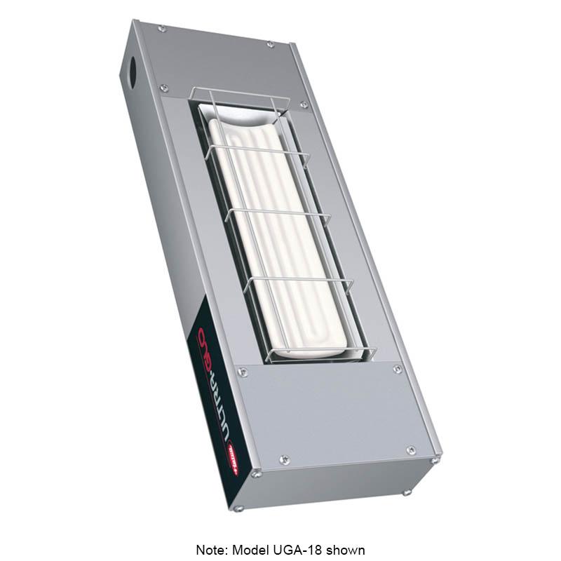 """Hatco UGA-24 240 24"""" Foodwarmer w/ 1-Ceramic Strip, 240 V"""