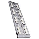 """Hatco UGAL-60D3 208 60"""" Foodwarmer, 2-Ceramic w/ 3"""" Space & Lights, 208 V"""