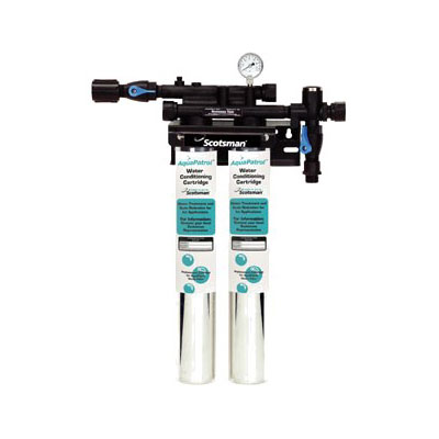 Scotsman AP2-P Double Water Filtration System for Ice Makers & Beverage Equipment