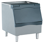 "Scotsman B330P 30"" Wide 344-lb Ice Bin with Lift Up Door"