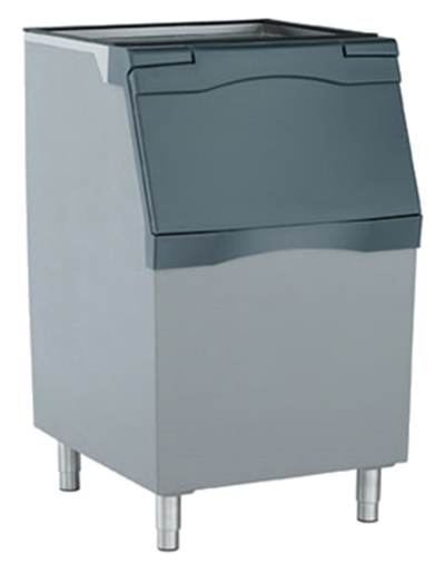 "Scotsman B530P 30"" Wide 536-lb Ice Bin with Lift Up Door"